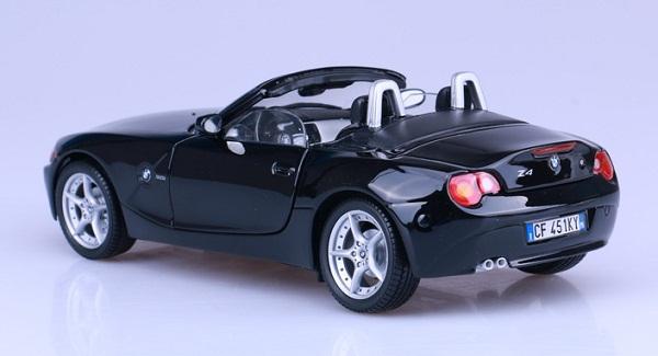 โมเดลรถ โมเดลรถเหล็ก โมเดลรถยนต์ BMW Z4 3