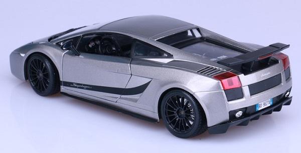 โมเดลรถ โมเดลรถเหล็ก โมเดลรถยนต์ Lamborghini gallardo superleggera 3