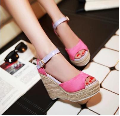 รองเท้าส้นสูงผู้หญิง 34 35 36 37 38 39