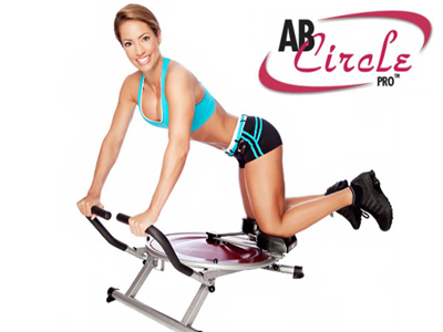 [พรีออเดอร์]Ab circle Pro เครื่องออกกำลังกาย
