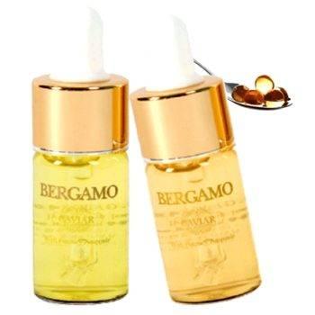 **หมดจ้า** BERGAMO - Caviar High Potency Ampoule Set 13 ml. x 2 (1 เซ็ต มี 2 ขวด)