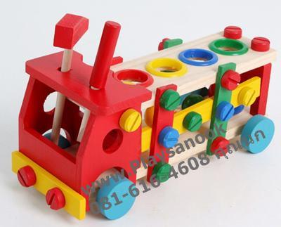 PS-2037 รถไม้วิศวกร