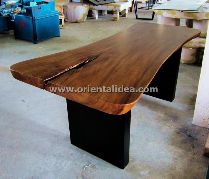 โต๊ะอาหารไม้ฉำฉา TBG-290