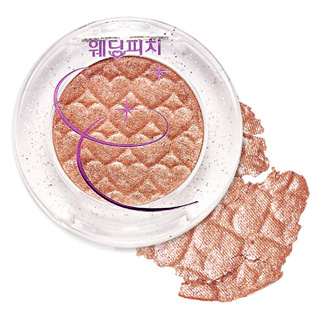 Etude House Wedding peach Look at My Eyes Jewel 2g