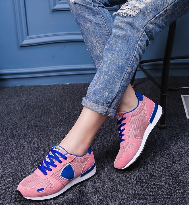 รองเท้าผ้าใบแฟชั่นเกาหลี2018