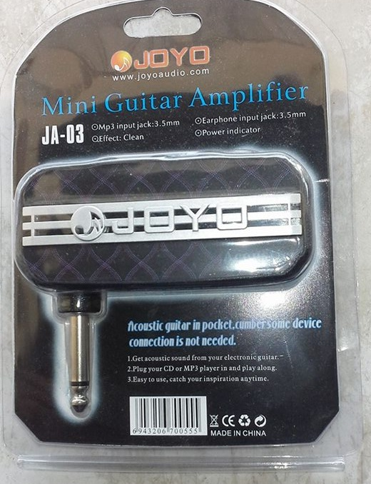 JOYO Mini Guitar Amplifier plug JA-03-Acoustic+จัดส่งฟรี