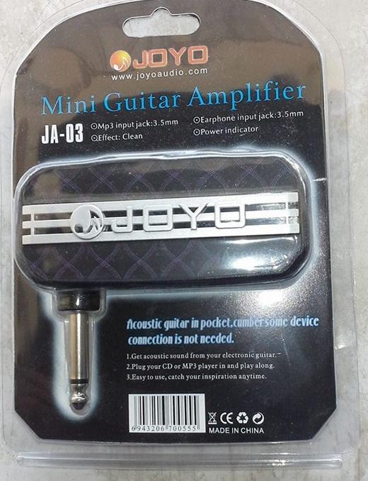 JOYO Mini Guitar Amplifier plug JA-03-Acoustic+จัดส่งฟรี