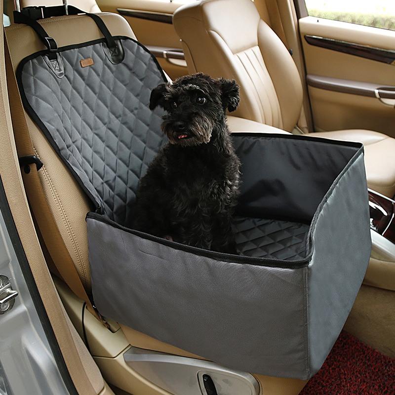 Pet Carrier Dog Car Seat Pad Safe Carry House Cat Puppy Bag