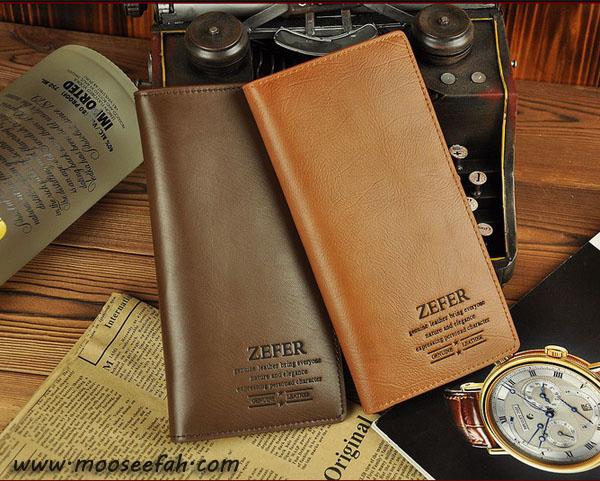 กระเป๋าสตางค์ผู้ชายใบยาว ZEFER