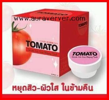 Tomato Anti Acne Sleeping Mask 10 ml