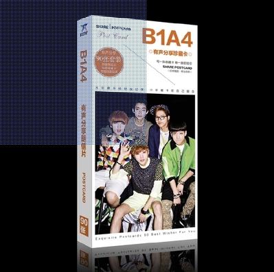 โปสการ์ด B1A4