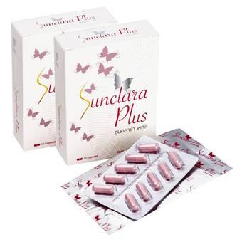 ซันคลาร่าพลัส Sunclara Plusกล่องขาว