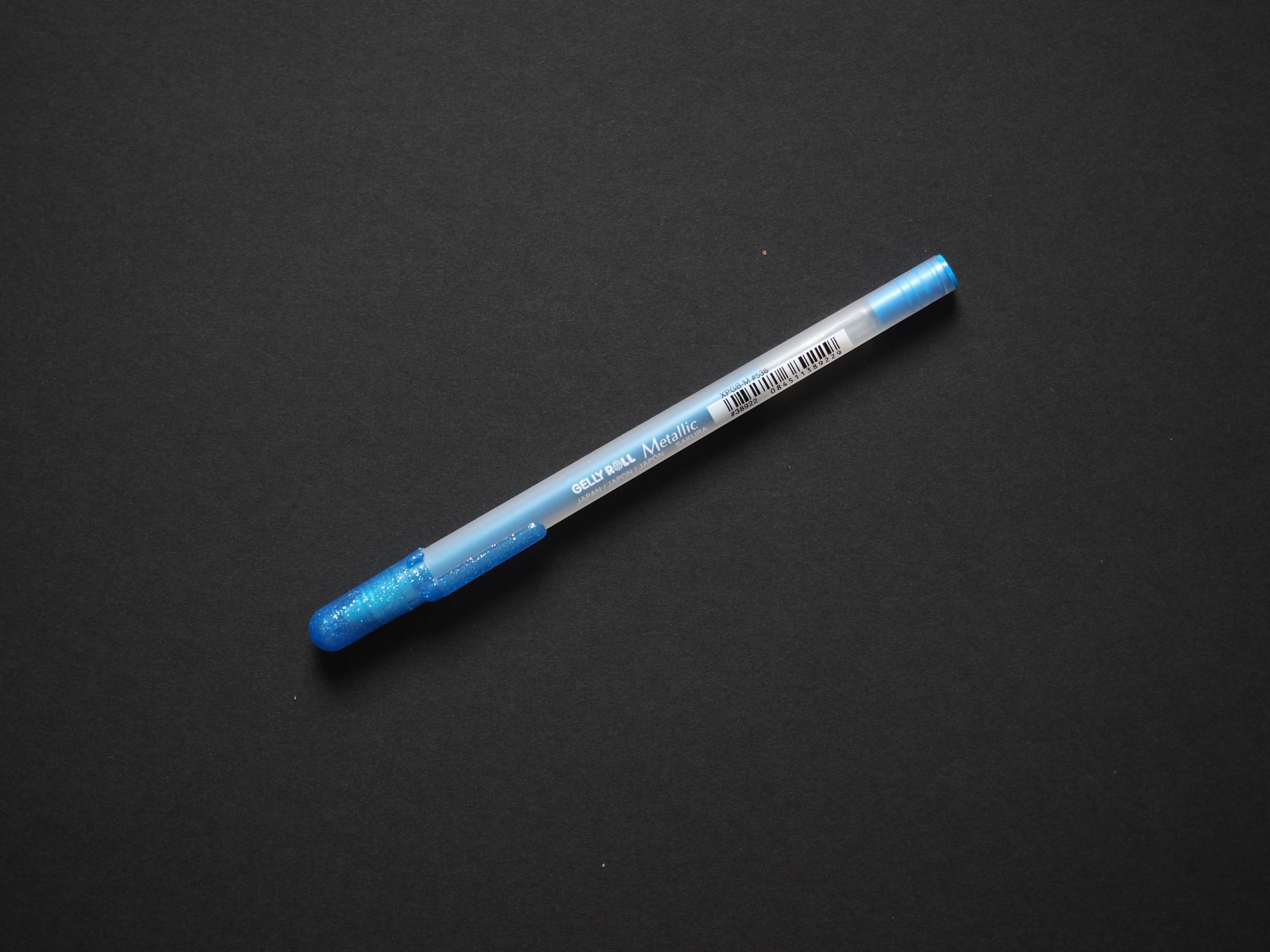 ปากกา SAKURA Gelly Roll Metallic - XPGB-M#536