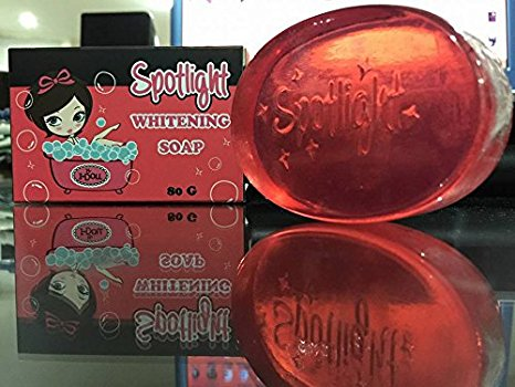 Spotlight Whitening Soap BY I-Doll