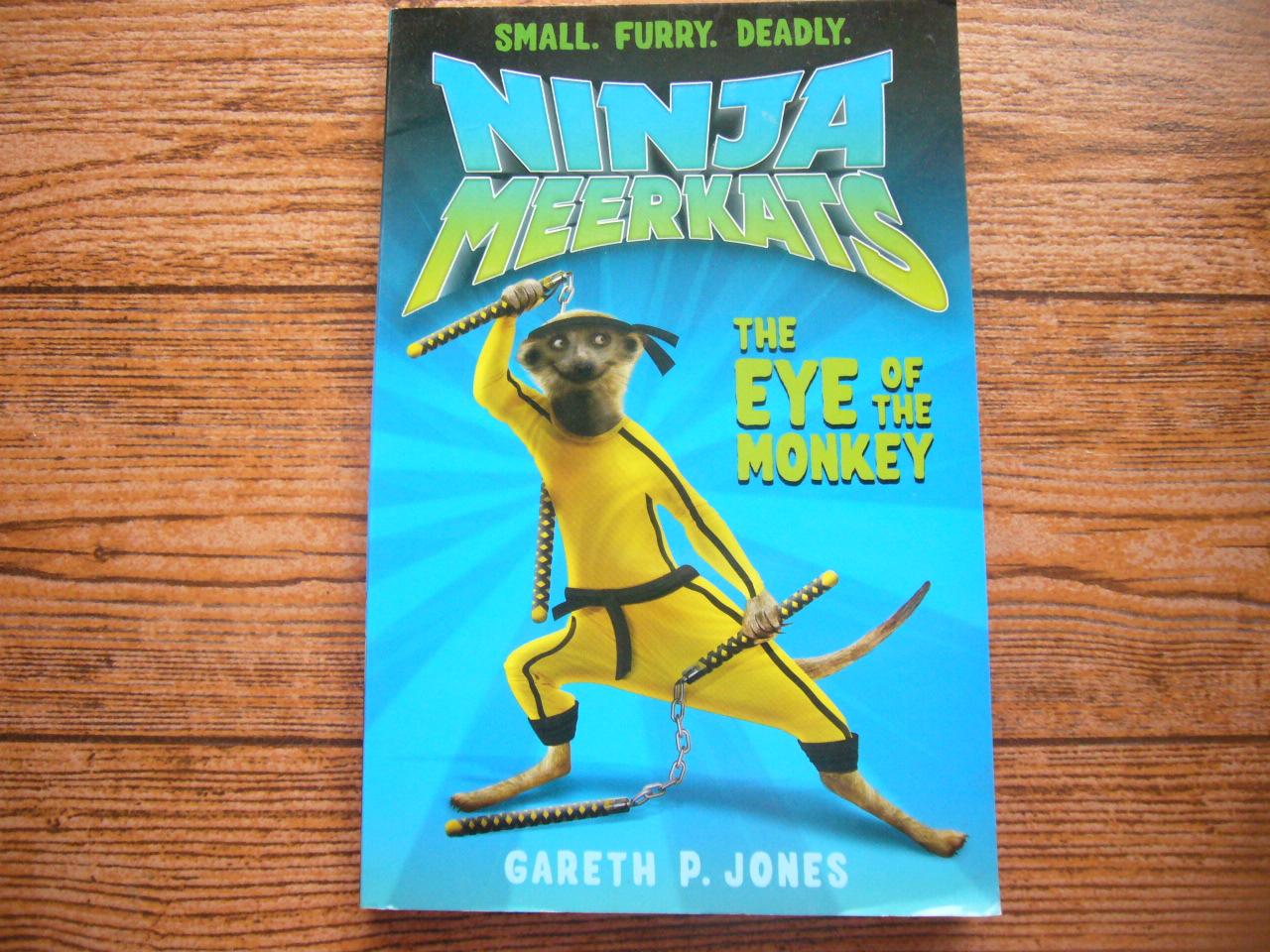 Ninja Meerkats: The Eye of the Monkey