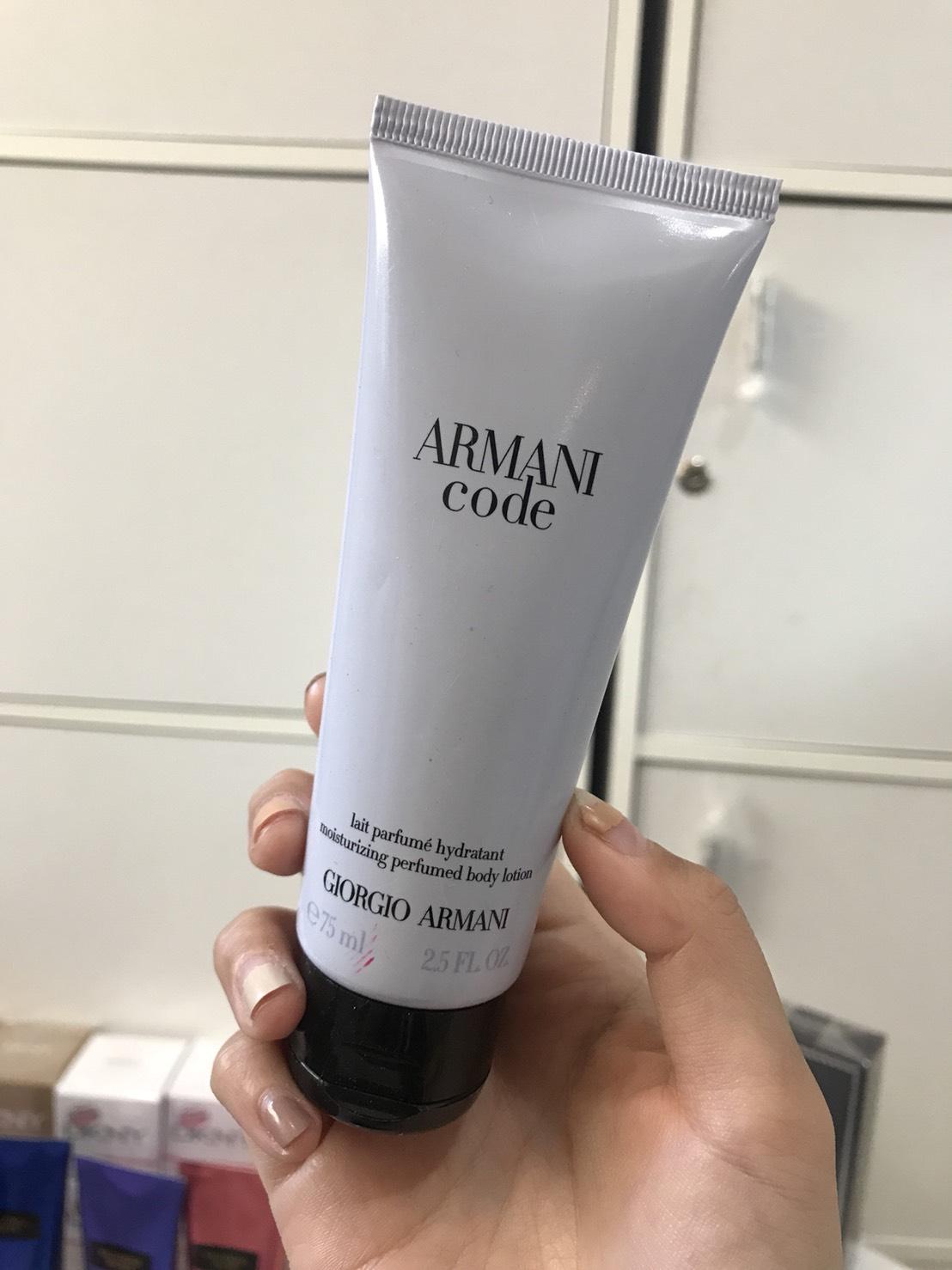 โลชั่นน้ำหอม Armani Code Parfum ขนาด 75ml.