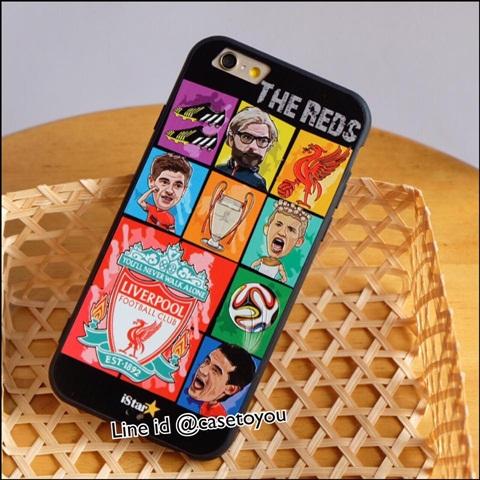 เคสฟุตบอลทีม Liverpool 02 iPhone 6 Plus/ 6S Plus
