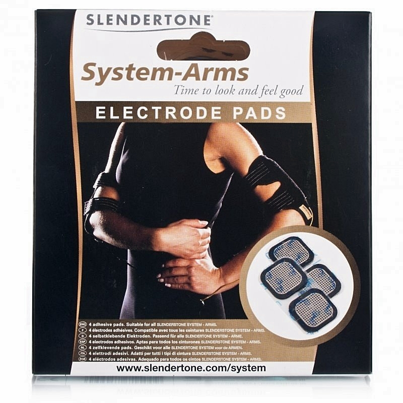 Slendertone Women Arms Replacement Gel Pads