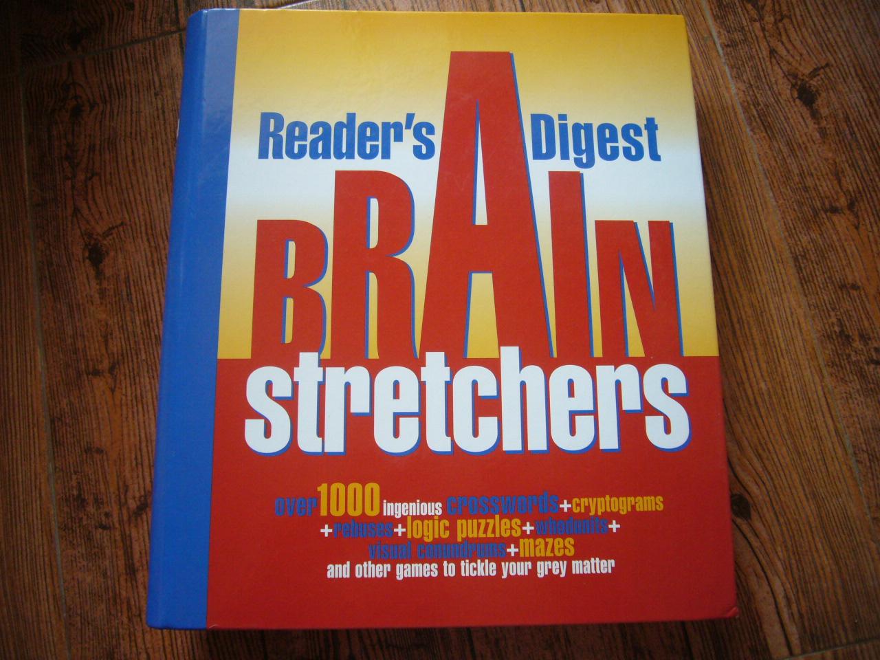 Reader's Digest BRAIN STRETCHERS