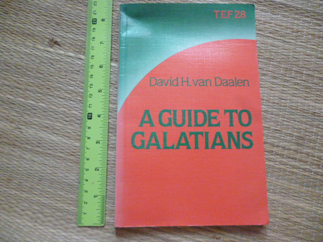 A Guide To Galatians