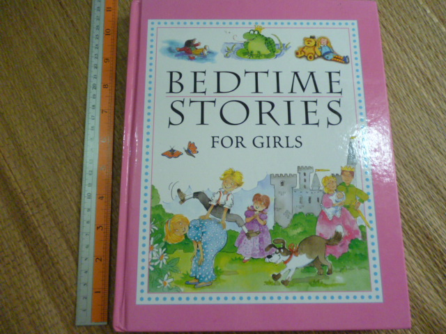 Bedtime Stories For Girls (Hardback)