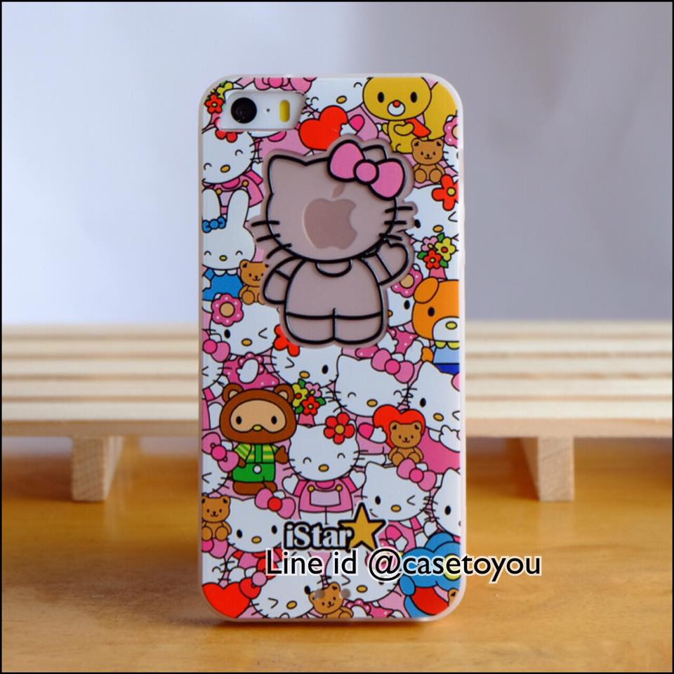iStarKitty 02 case สำหรับ iPhone 6/6S