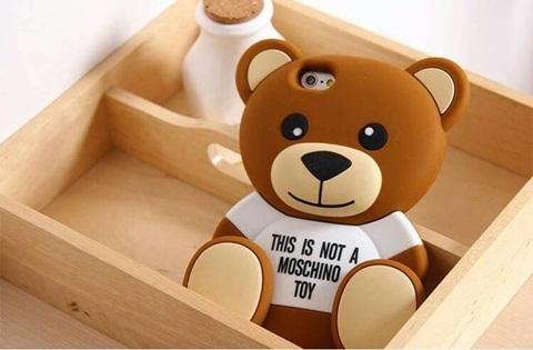 เคสหมี Moschino iPhone 5C