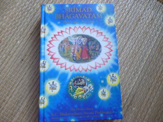 SRIMAD Bhagavatam of Krsna-Dvaipayana Vyasa: First Canto Part One