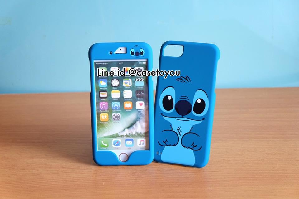 เคสประกบหน้า-หลัง Stitch สำหรับ iPhone 7