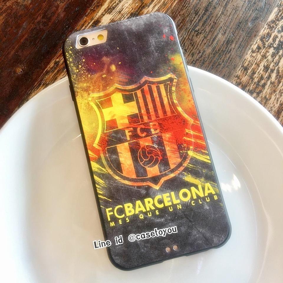 เคสฟุตบอลทีม Barcelona iPhone 6/6S