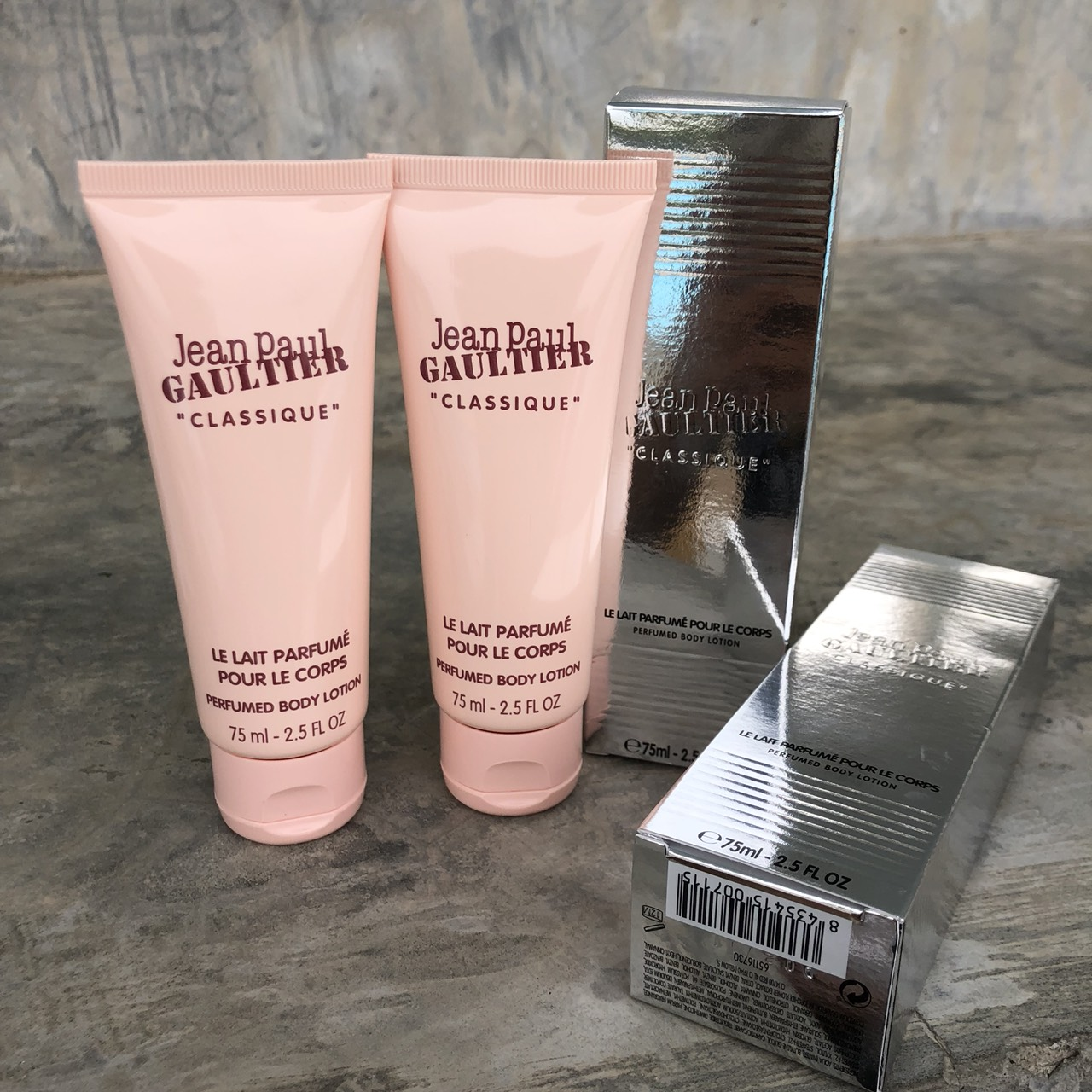 Jean Paul Gaultier Classique Perfumed Body Lotion 75ml