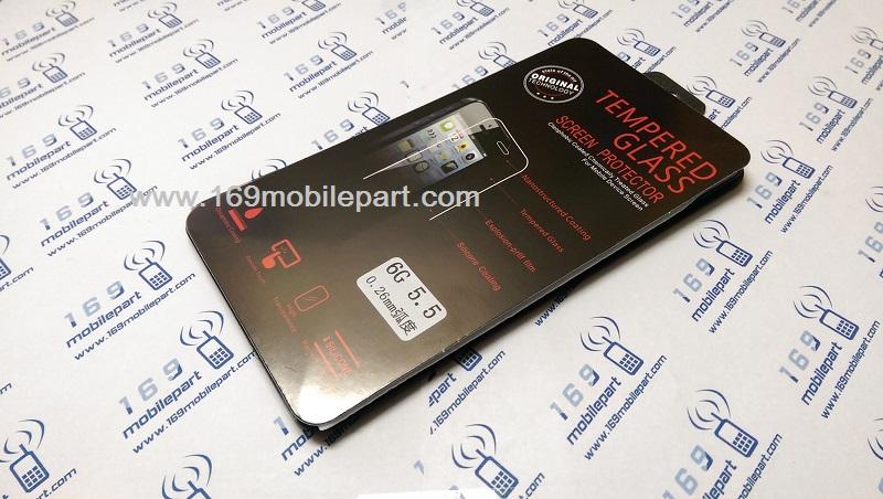 ฟิลม์กระจกนิรภัย 9H สำหรับ iPhone 6 Plus,7 Plus ป้องกันจอแตก