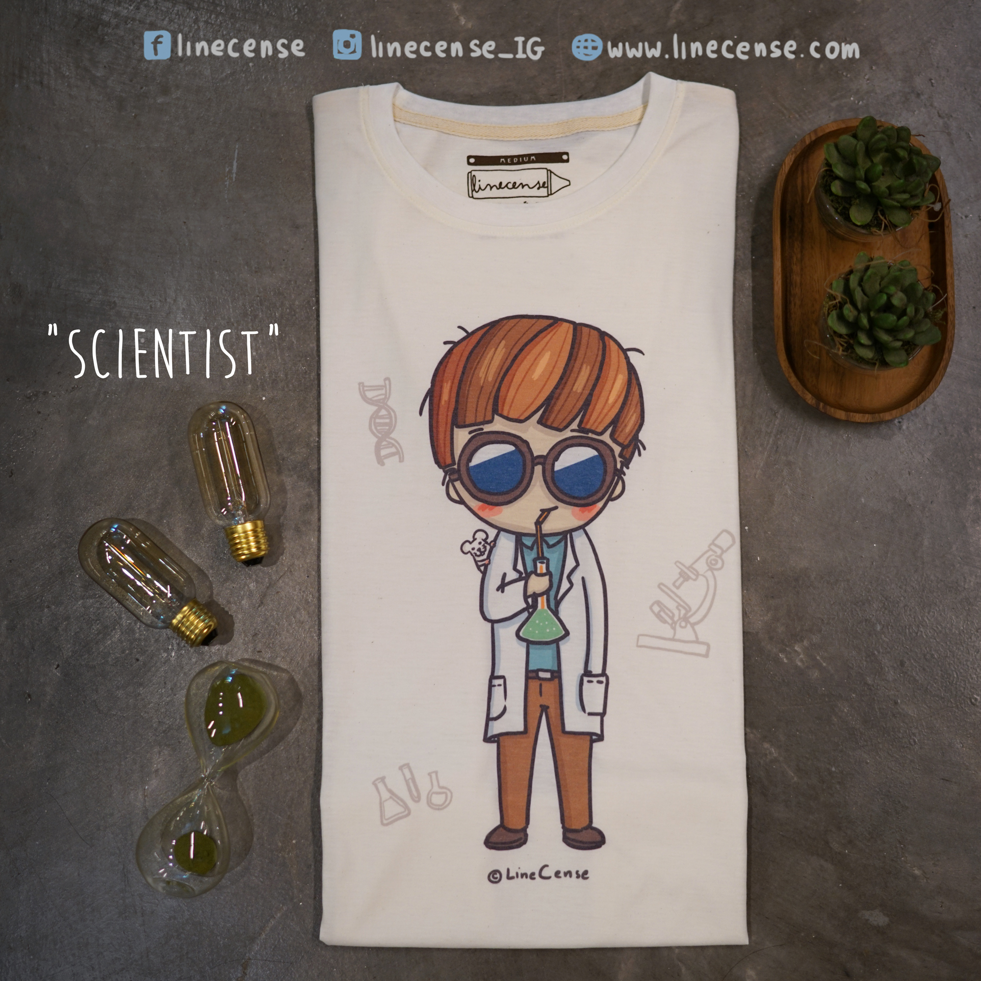 Scientist BoY