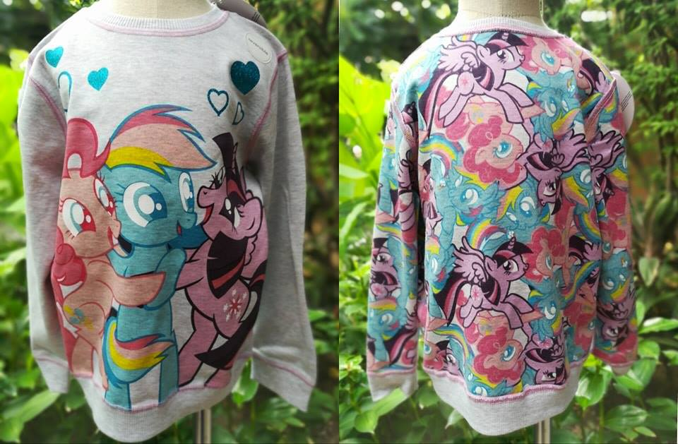 my Little PONY size 3 T