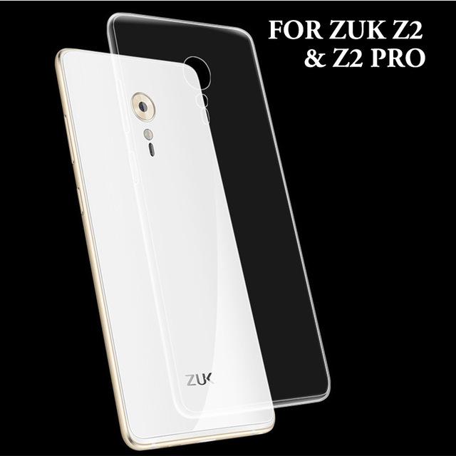 เคสใสซิลิโคนนิ่ม ZUK Z2 & Z2 PRO (Silicone clear case)
