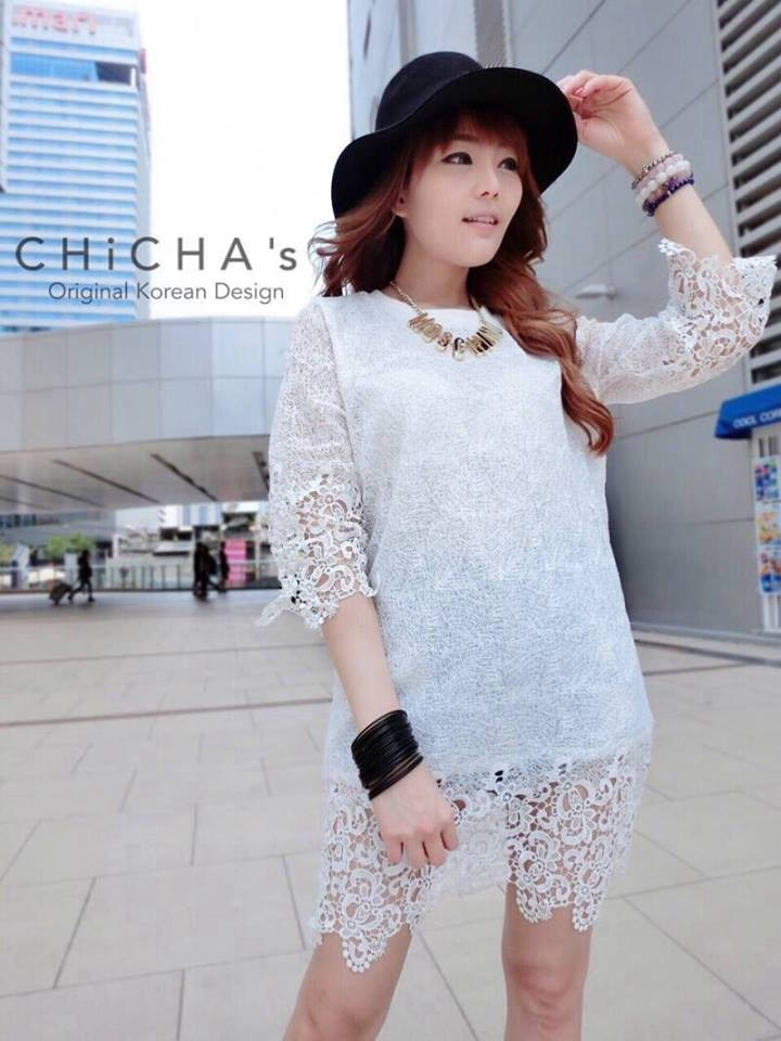 La Belle Lace Dress C138-53A05