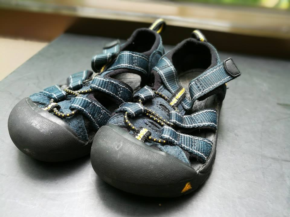 KEEN size 7(15cm ) มือสอง