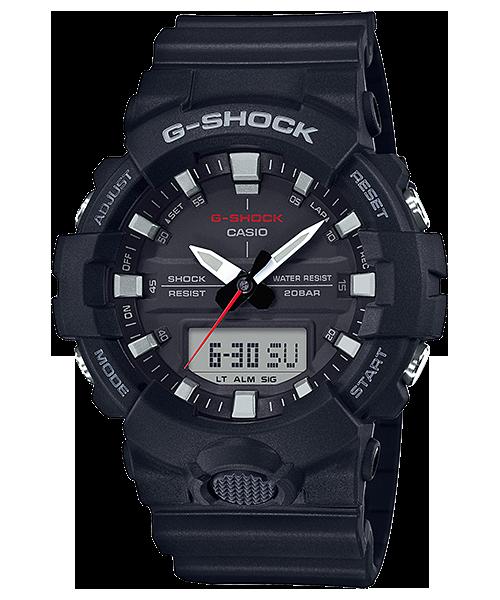 นาฬิกาข้อมือ CASIO G-SHOCK STANDARD ANALOG-DIGITAL รุ่น GA-800-1A