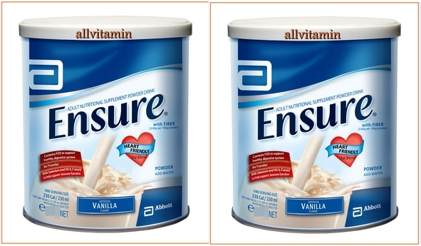 Ensure Vanilla Flavored 2 * 850 g