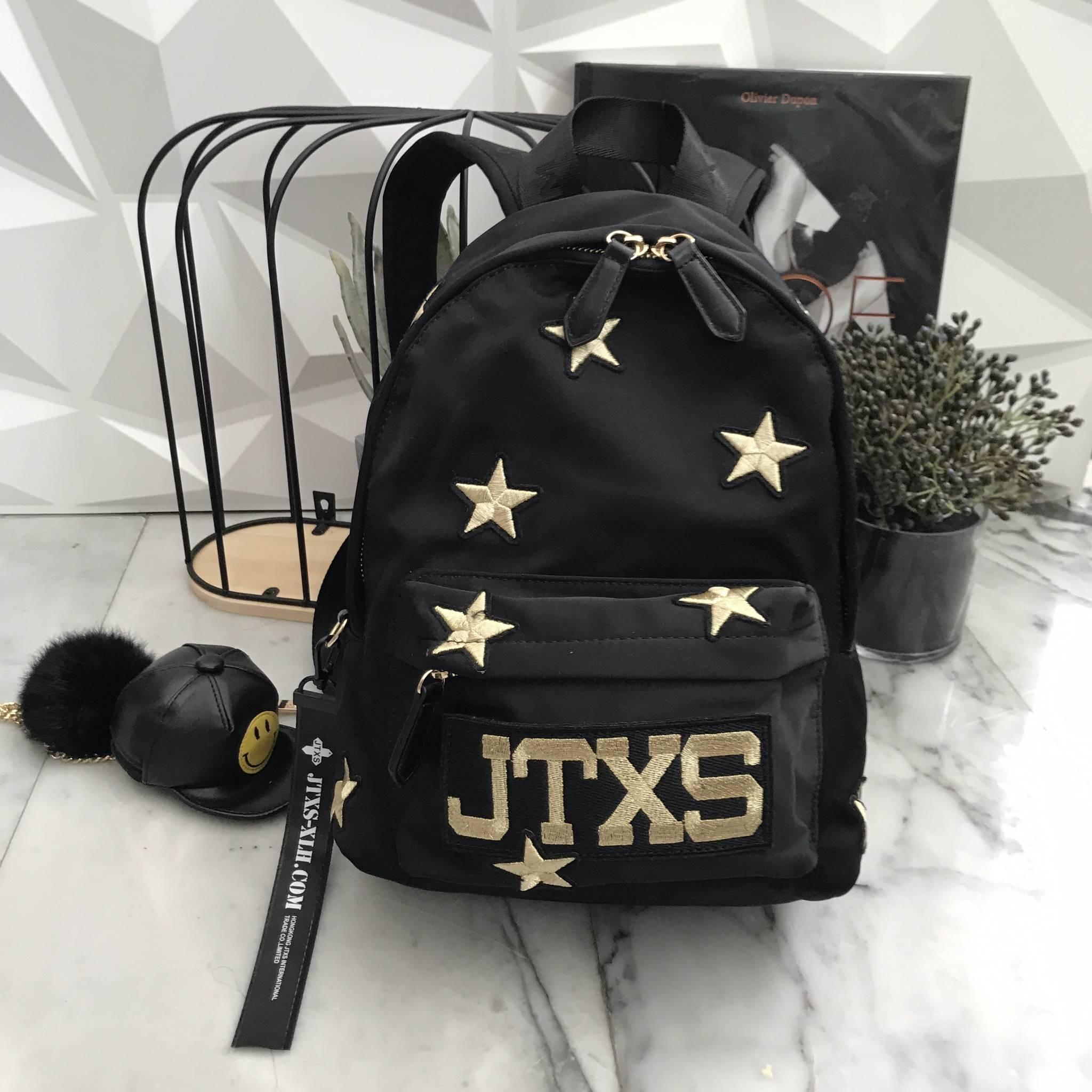 JTXS รุ่นพิเศษ กระเป๋าเป้ สุด Chic