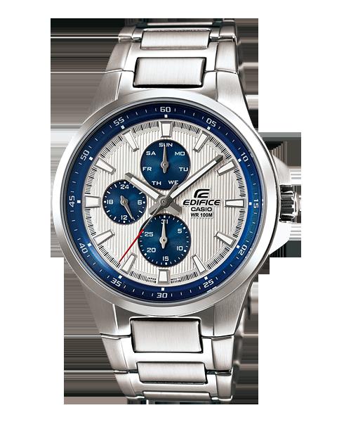 นาฬิกาข้อมือ CASIO EDIFICE MULTI-HAND รุ่น EF-342D-7AV