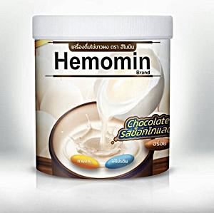 HEMOMIN CHOCOLATE 400 MG