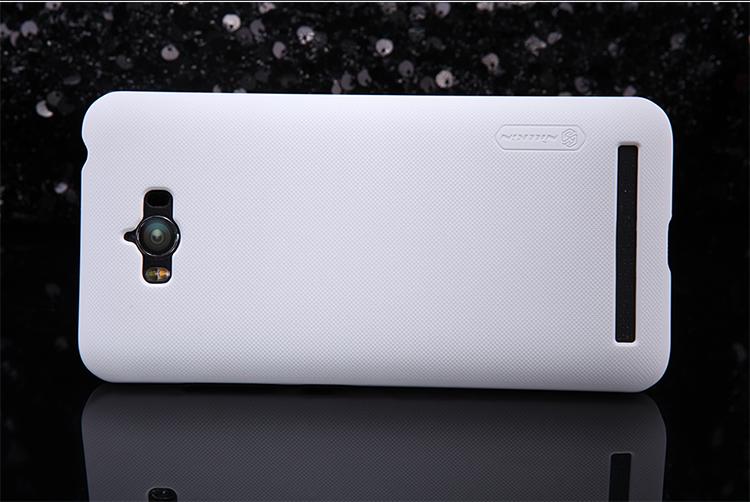 เคส asus zenfone max zc550kl NILLKIN PC สีขาว