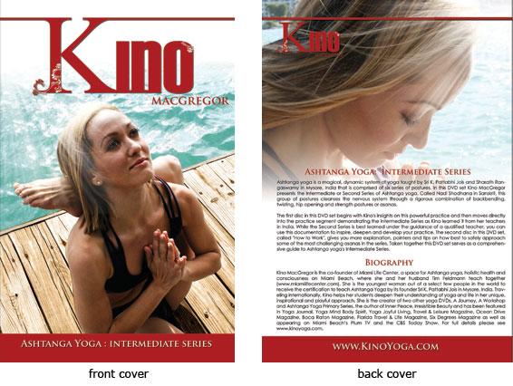 Kino MacGregor: Ashtanga Yoga Intermediate Series (2008)