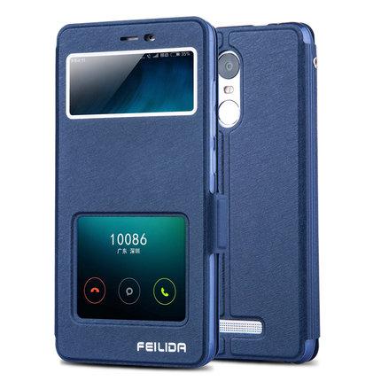 (พรีออเดอร์) เคส Xiaomi/Redmi Note3-Felida flip case