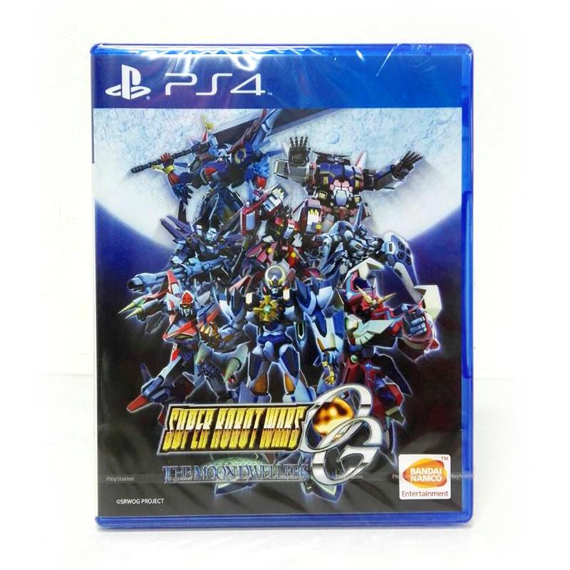 PS4™ Super Robot Wars OG : The Moon Dwellers (English) Zone 3 Asia/ Language:JP, Subtitle:EN