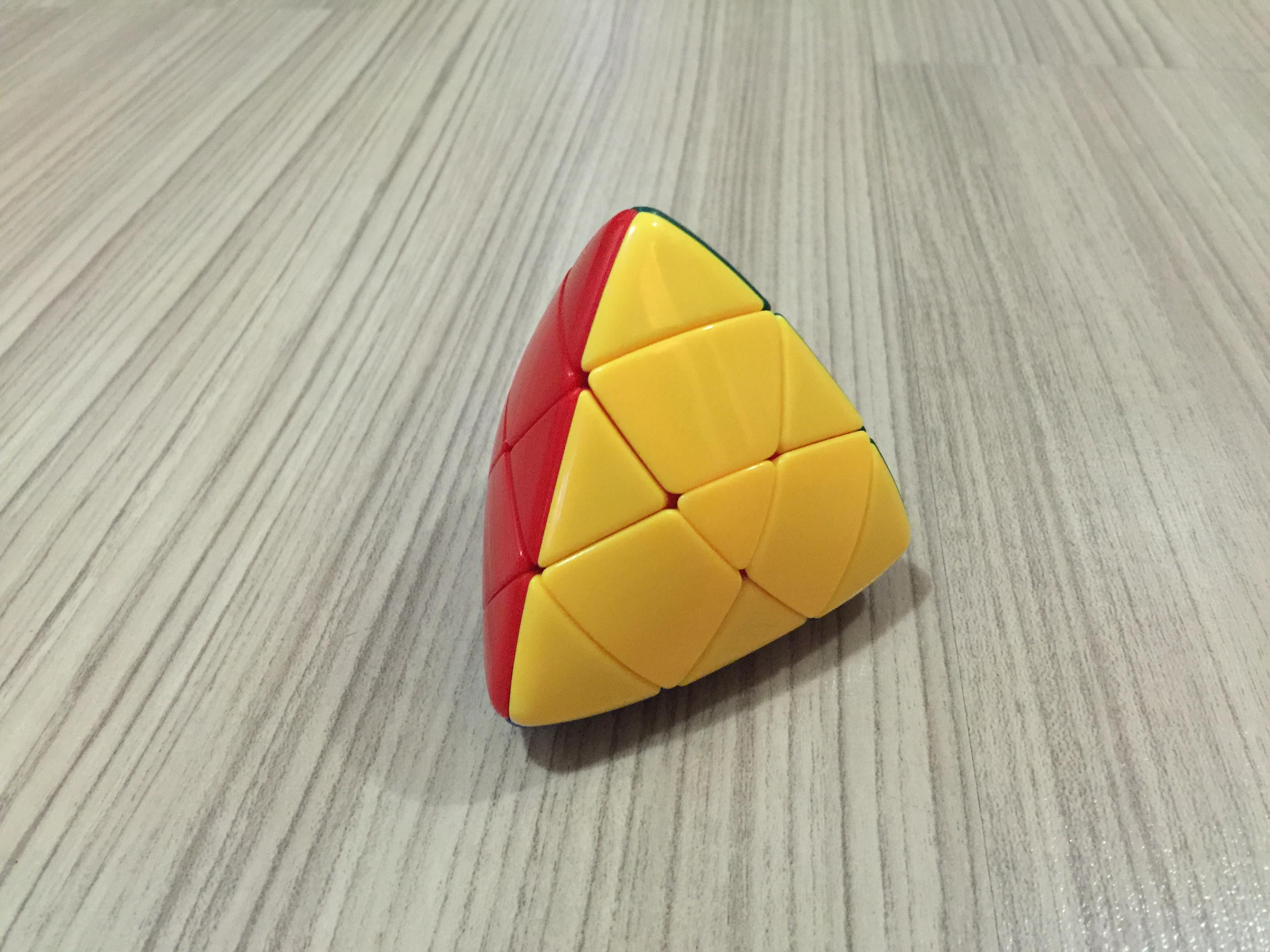 ShengShou Mastermorphix Stickerless