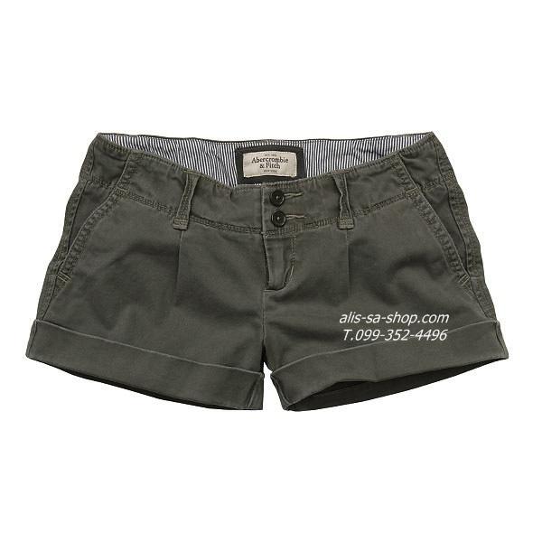 กางเกงขาสั้นผู้หญิง AbercrombieFitch (AF) รุ่น SHEAA ไซส์ M