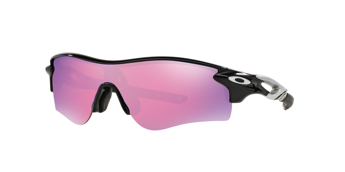 Oakley OO9206-25 RADARLOCK PATH POLISHED BLACK Prizm Golf