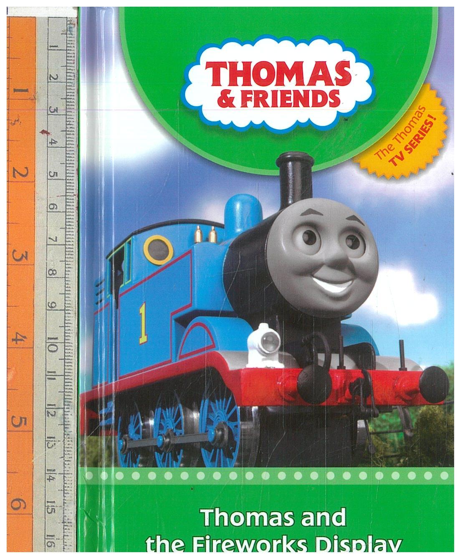 Thomas and Fireworks Display